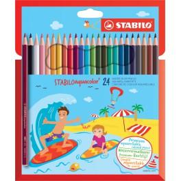 Набор STABILO Aquacolor в карт. уп.