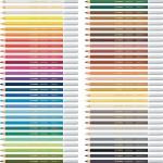 STABILO CarbOthello цветная пастель