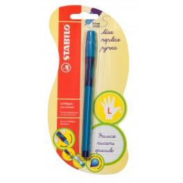 Шариковая ручка Stabilo LeftRight для левшей