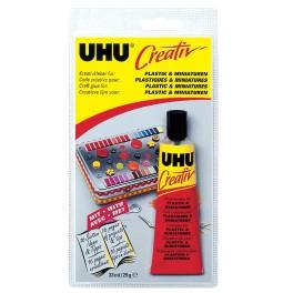 """Клей UHU """"Креатив"""" для пластмасс"""
