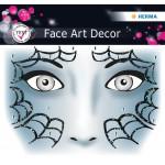 Наклейка FACE ART SPIDER