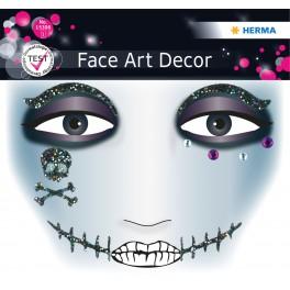 Наклейка FACE ART PIRAT